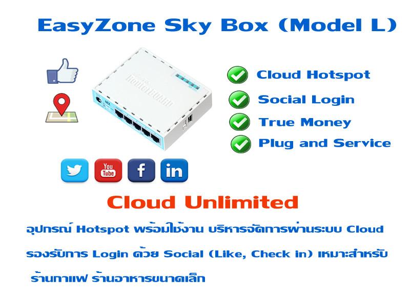 EasyZone Sky Box Model L